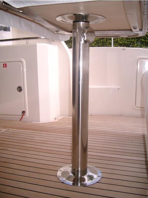 Stainless Steel Products For Marine