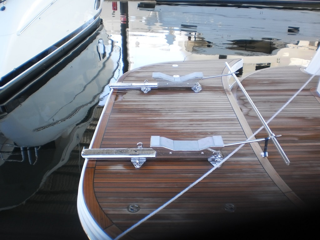 Boat Davits, Boat Cranes, Boat Cradles, Custom Marine Fabrication, Boat Winches & Hydraulic Swim Platforms